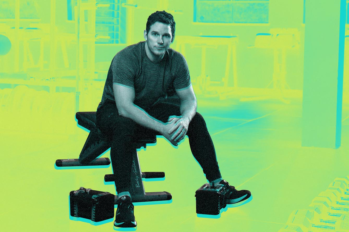chris pratt fitness products