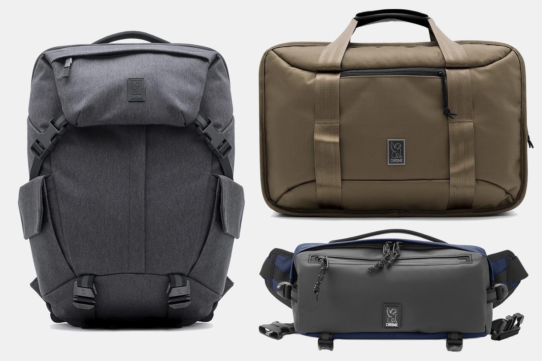 Chrome Industries Sacs à dos, mallettes et sacs à bandoulière pour hommes