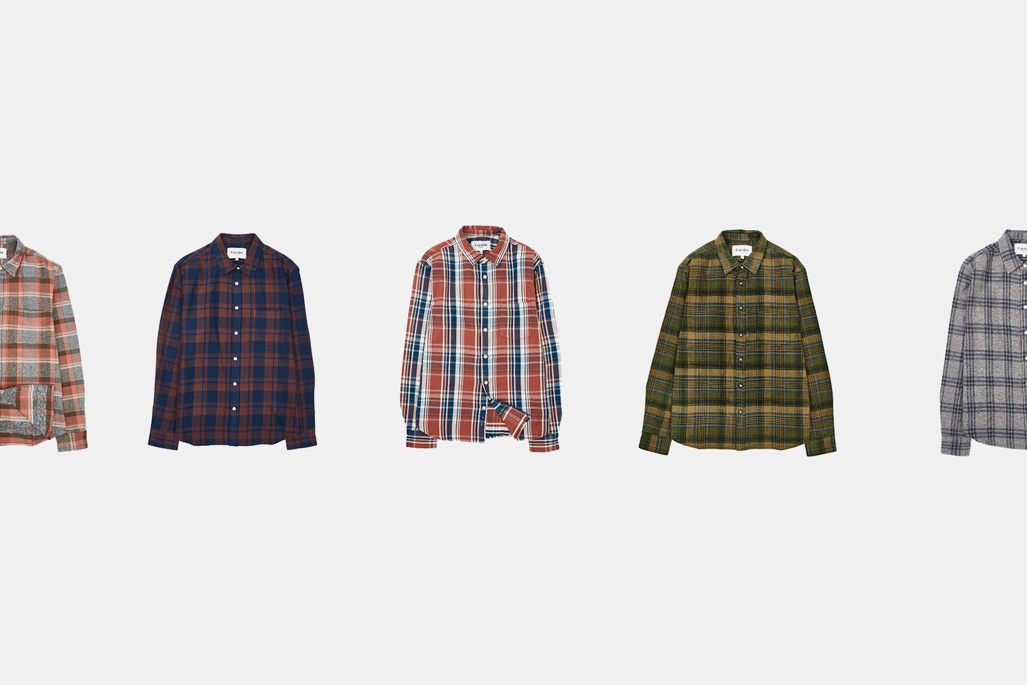 Deal: Take an Extra 15% Off Select Plaid Styles at Corridor