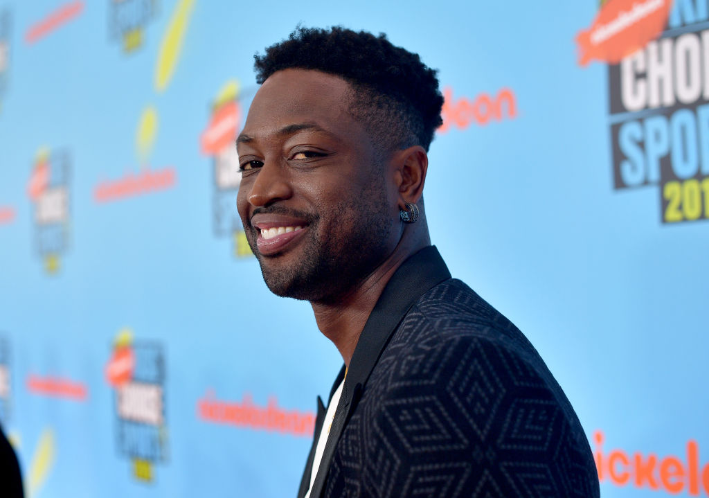 Dwayne Wade Opens Up About His 12-Year-Old Coming Out as Trans