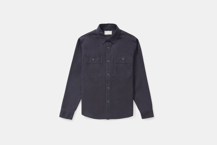 Deal: This Everlane Overshirt Is 40% Off