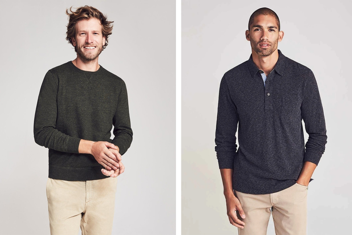 Deal: Faherty's Sale Section Is an Extra 25% Off