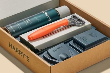 Harry's DTC men's shaving kit