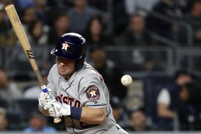 Oddsmakers Expect Pitchers to Target Houston Astros Hitters in 2020
