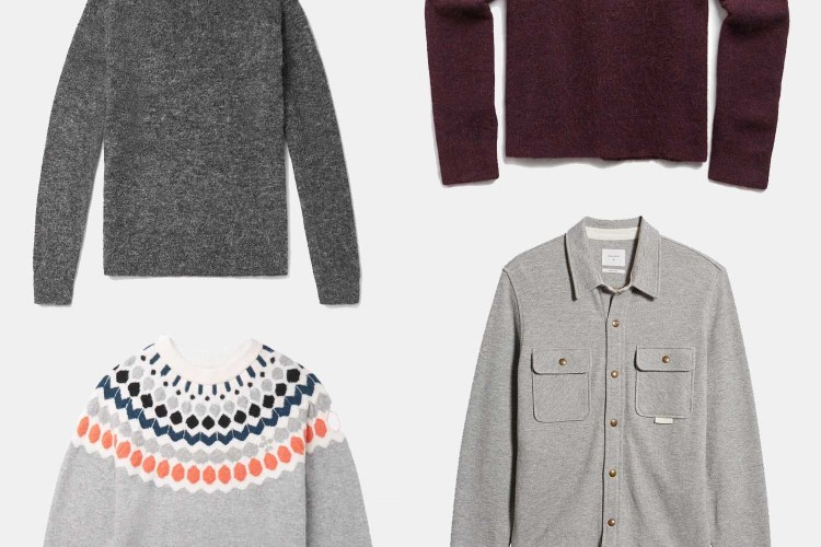 Alpaca Wool Is the One Fabric Missing From Your Closet