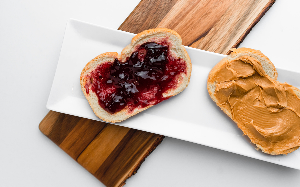 In Defense of the Immutable Peanut Butter and Jelly Sandwich