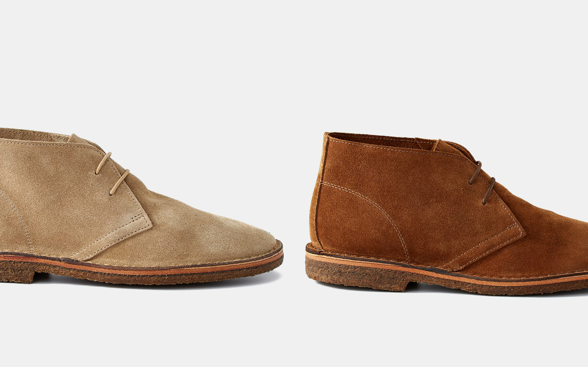 Deal: Save Over $50 on a Pair of Rhodes Chukkas