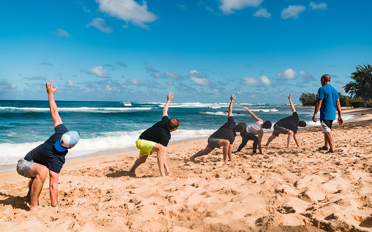 "Get to Know ""Foundation Training,"" Pro Surfing's Best-Kept Fitness Secret"