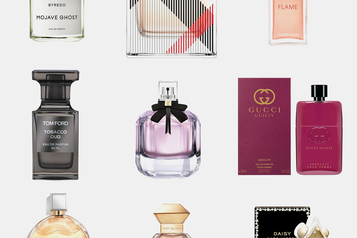 How to Buy Perfume for a Woman