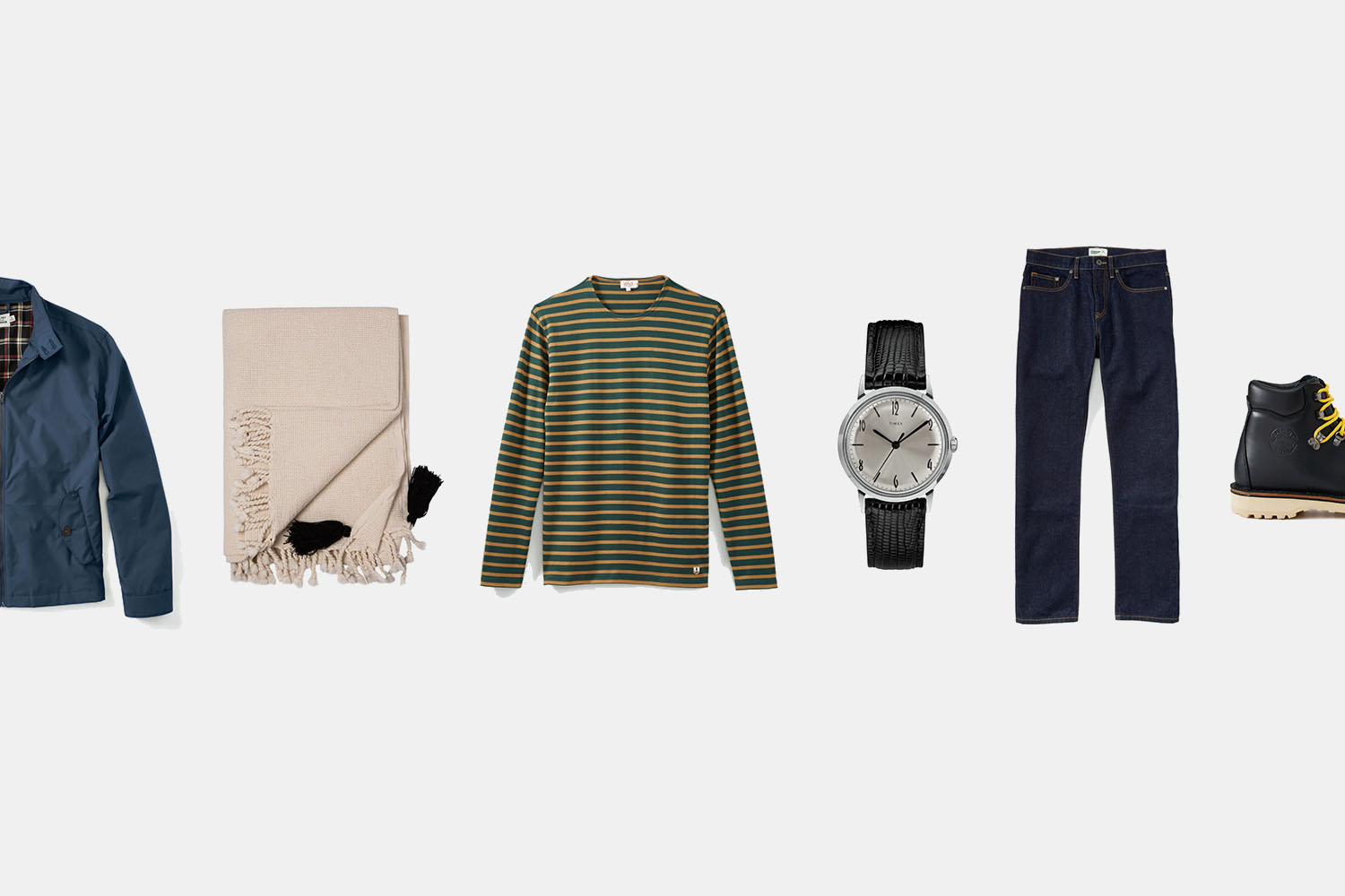 Huckberry winter clearance sale on men's goods