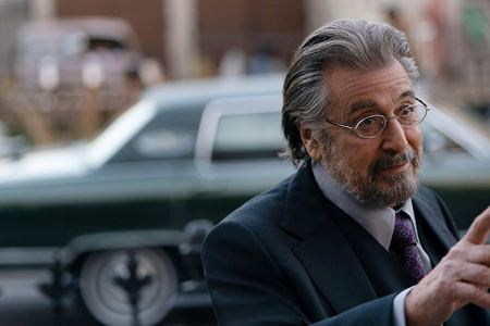 "Al Pacino in ""Hunters"""