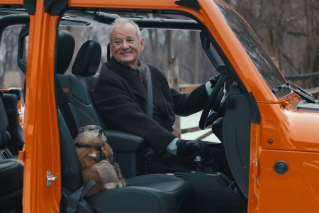 """Best Super Bowl Commercials: Bill Murray in a Jeep Gladiator for """"Groundhog Day"""""""