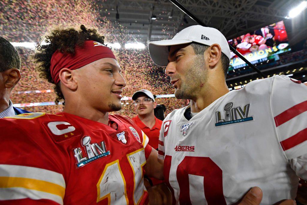 Super Bowl Storylines: Jimmy Garoppolo Is No Tom Brady, Patrick Mahomes Might Be