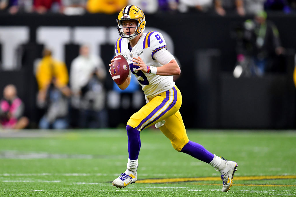 Presumed No. 1 Pick Joe Burrow Reveals How He'll Use First NFL ...