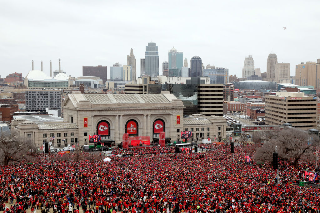 Image result for chiefs parade
