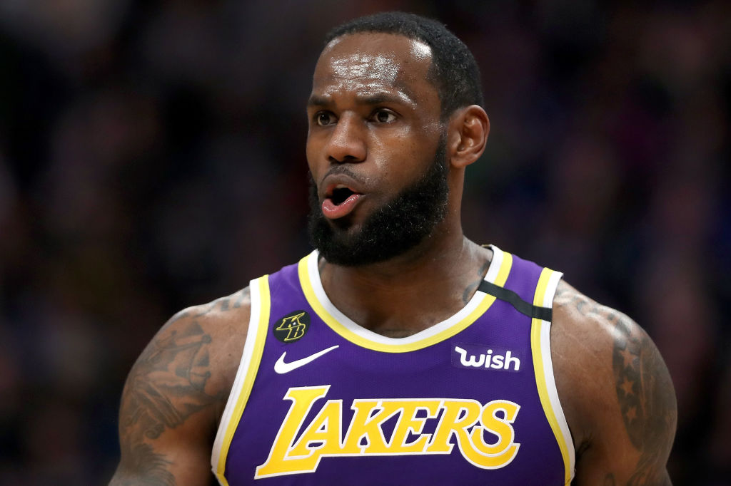 "LeBron James ""Eats Like Sh*t"" Former Teammate Says"