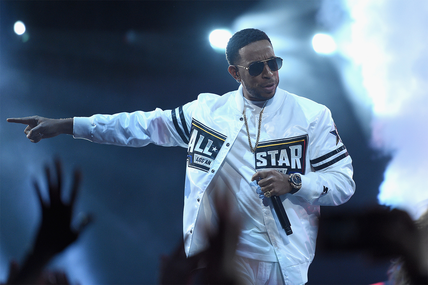 Ludacris, an annual All Star Game mainstay, will be hosting one of the many parties around Chicago this weekend