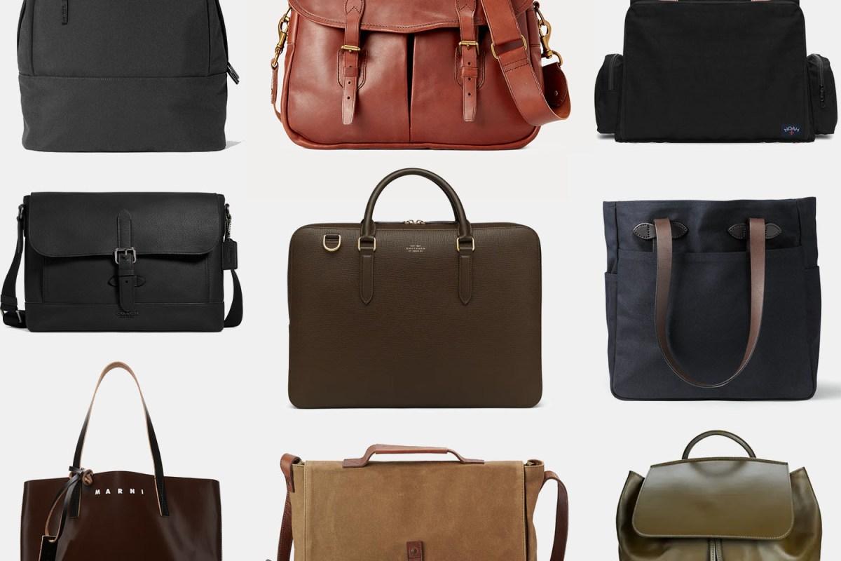 Best Work Bags for Men in 2021