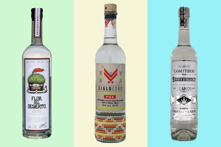other mexican spirits
