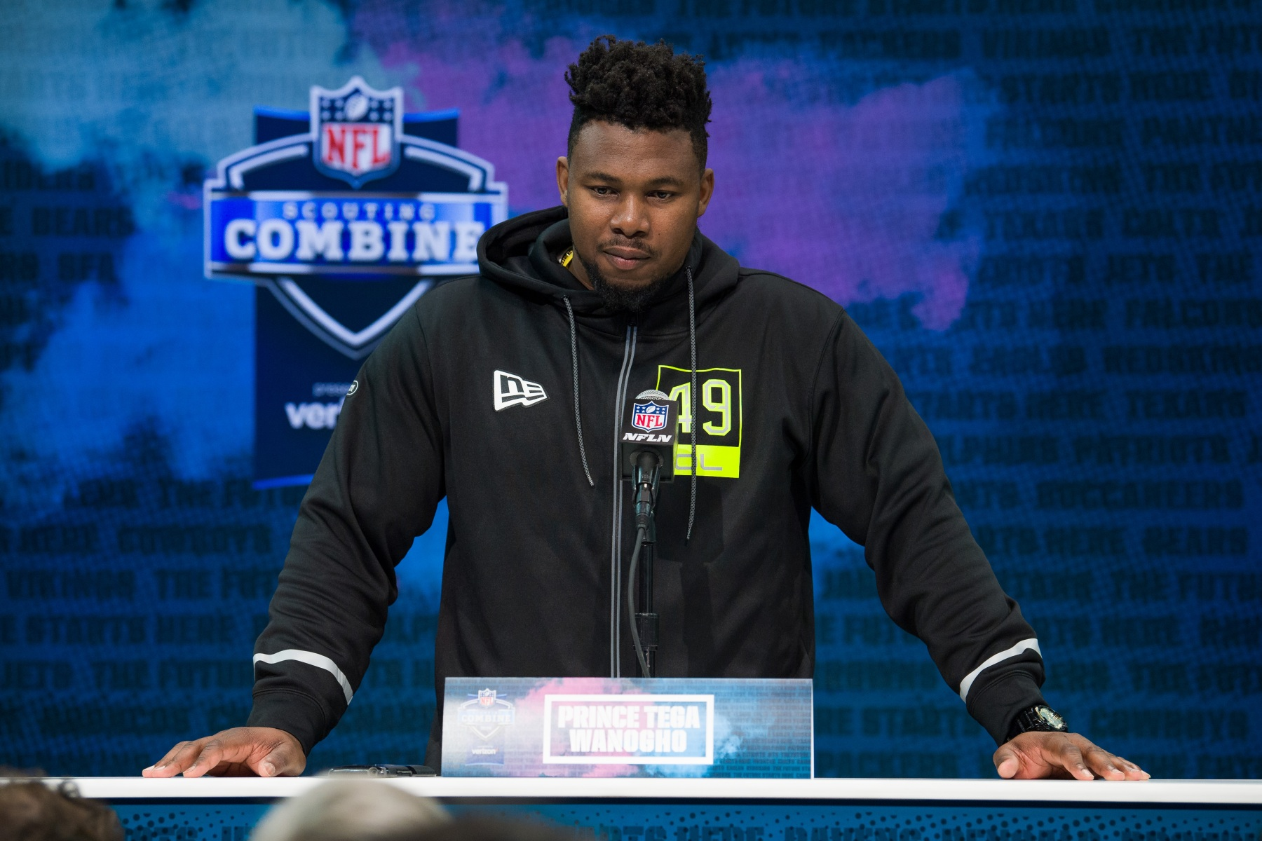A Nigerian Prince Is Now a Touted NFL Draft Prospect