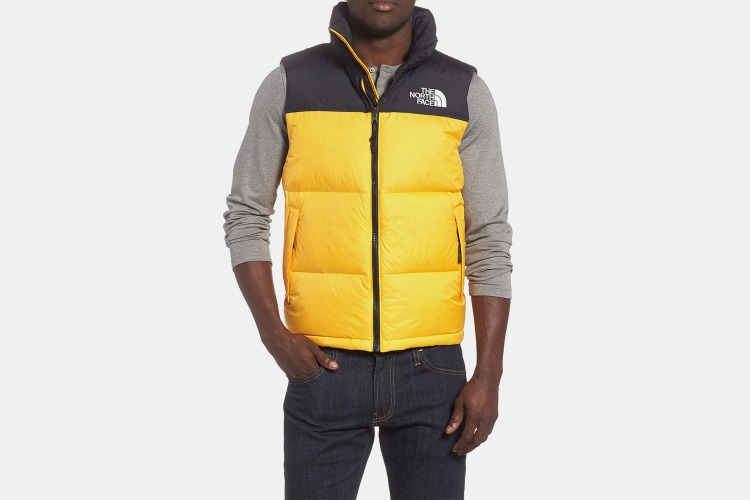 Deal: This Retro North Face Vest Is 30% Off