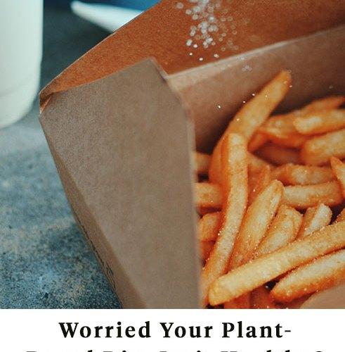 plant based diet tips