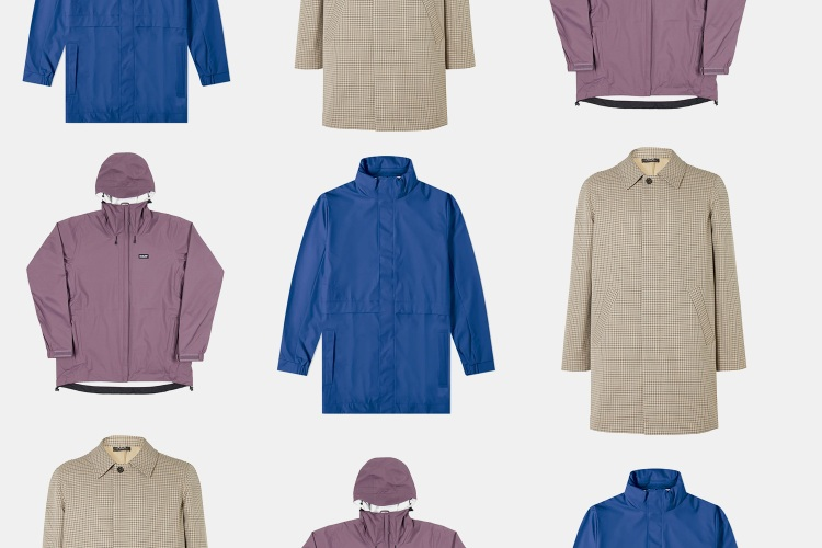 9 Rain Jackets That'll Keep You Dry This Spring