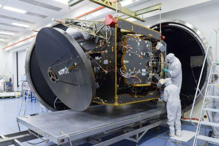 Building a Mars probe