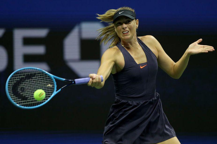 Tennis Great Maria Sharapova Announces Retirement