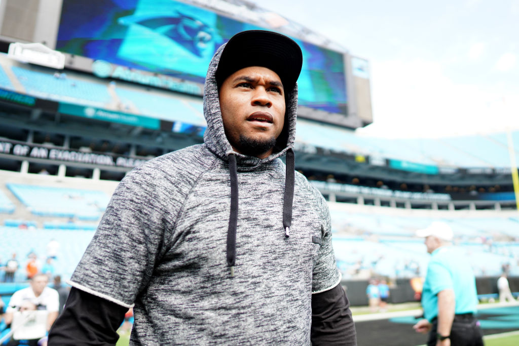 Tackling Life: Steve Smith Taking on Mental Health and Domestic Violence With Wellness Center