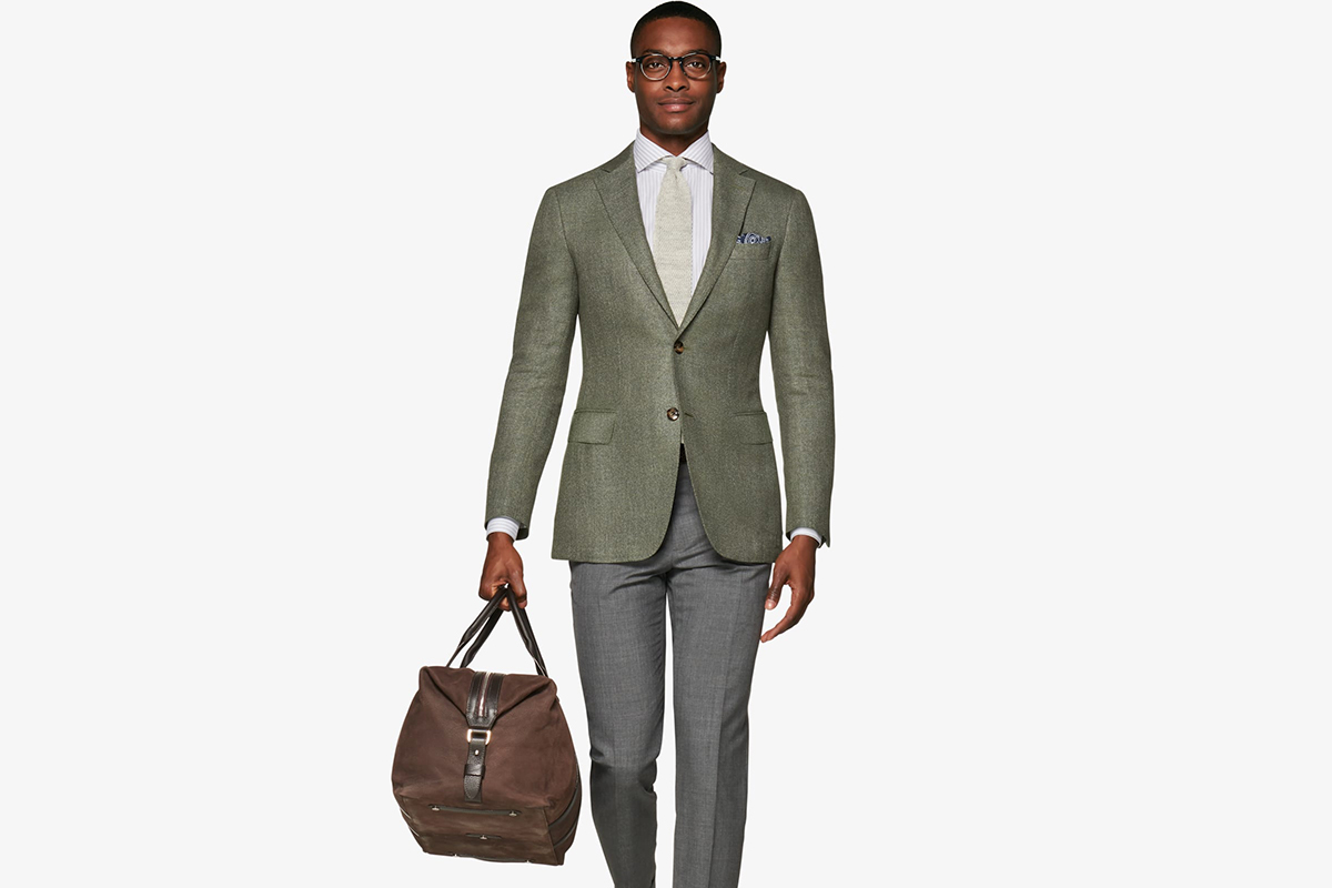 Suitsupply men's spring collection