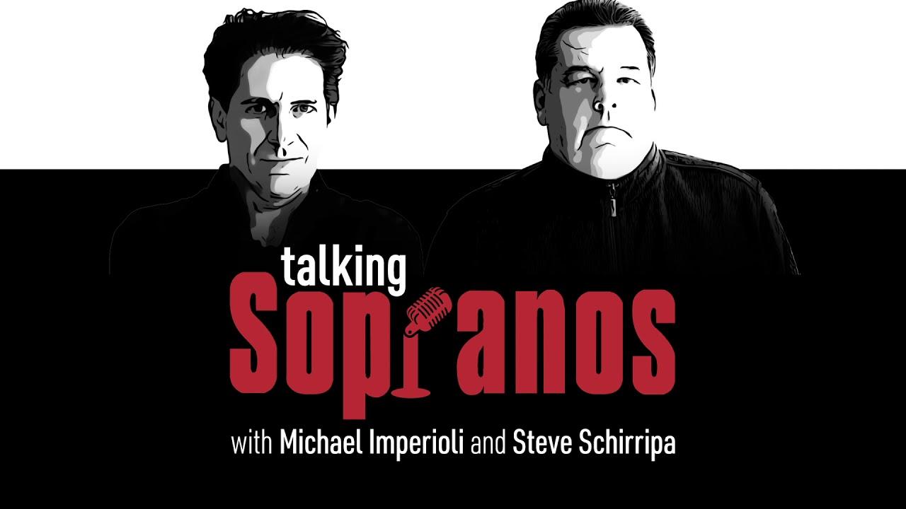 """Talking Sopranos"" logo"