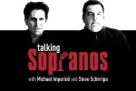 """Talking Sopranos"" logo"