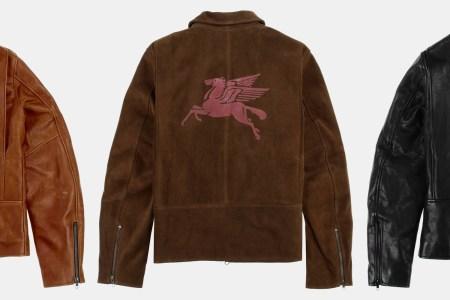 Vintage Taylor Stitch Leather Jackets