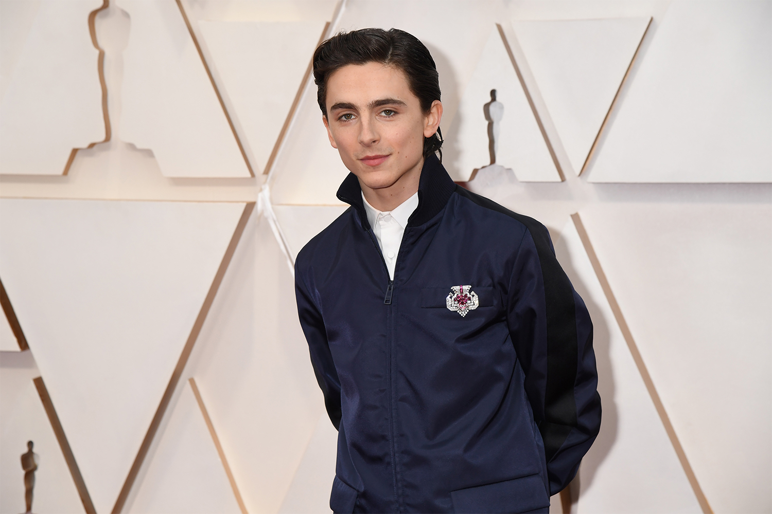 What Exactly Was Timothée Chalamet Wearing at the Oscars?