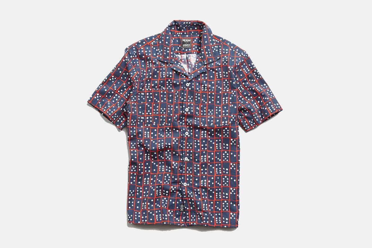 Todd Snyder Made the Perfect Summer Shirt