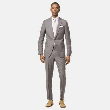 Sutton Stretch Tropical Wool Suit