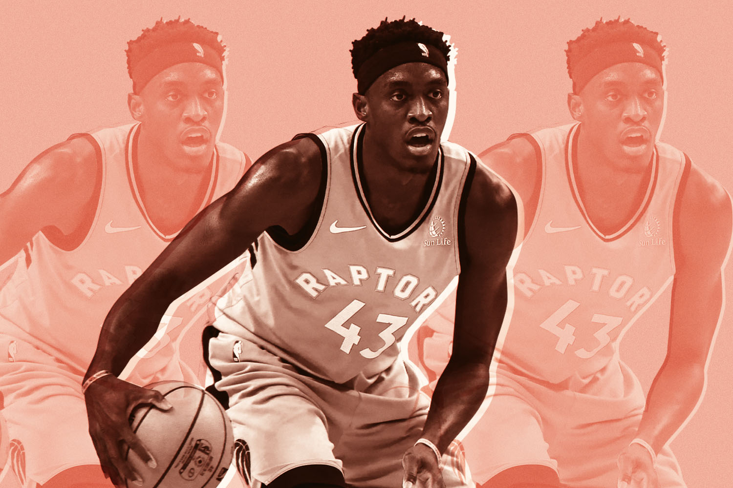 Pascal Siakam's rise is a big reason why the Raptors have stayed in the hunt.