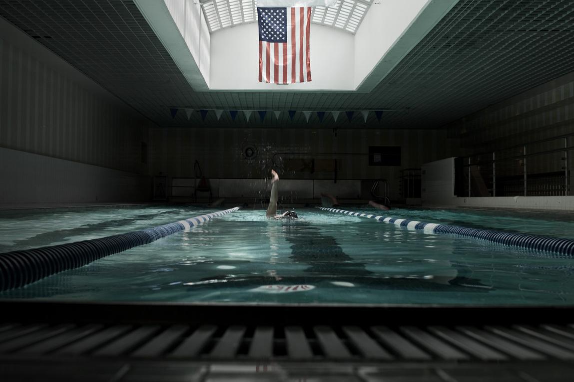 trifit la santa monica pool
