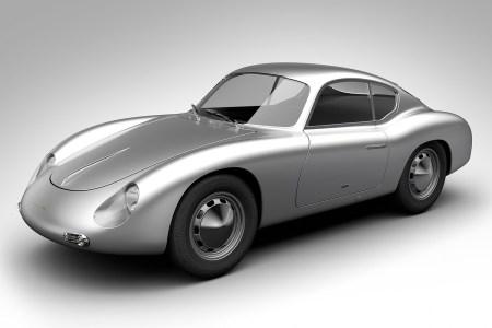 Custom 1959 Porsche 356 Zagato Coupe