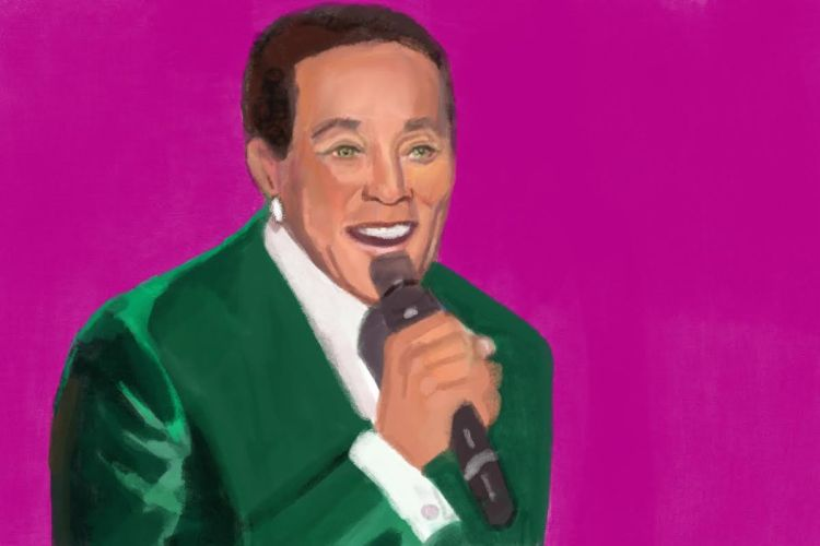 smokey robinson illustration