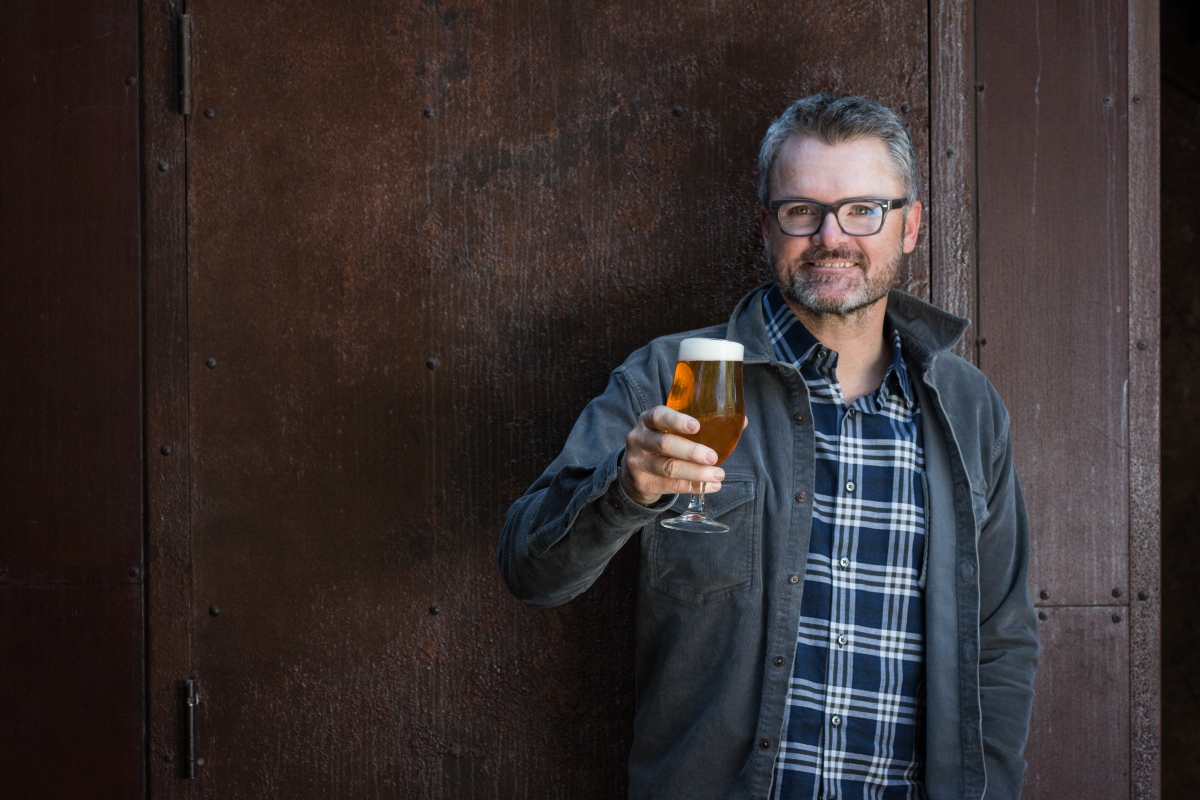 Stone Brewing CEO Dominic Engels