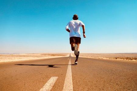 Nick Butter World Record 196 Marathons