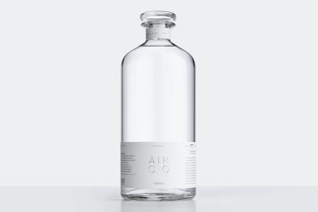 Air Co. vodka made from carbon emissions