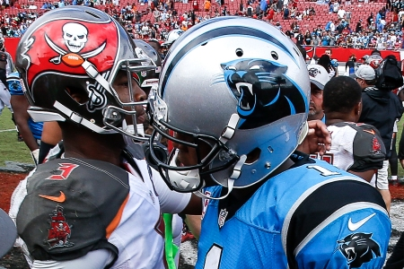 """Cam Newton and Jameis Winston May Not Have Teams """"For a While"""""""