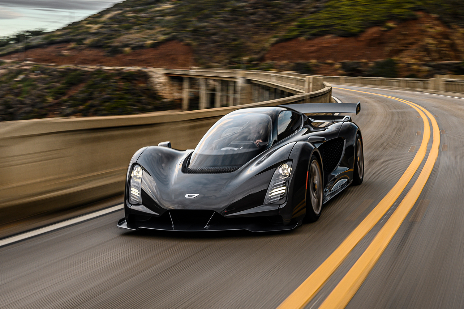 Hypercar made in the USA