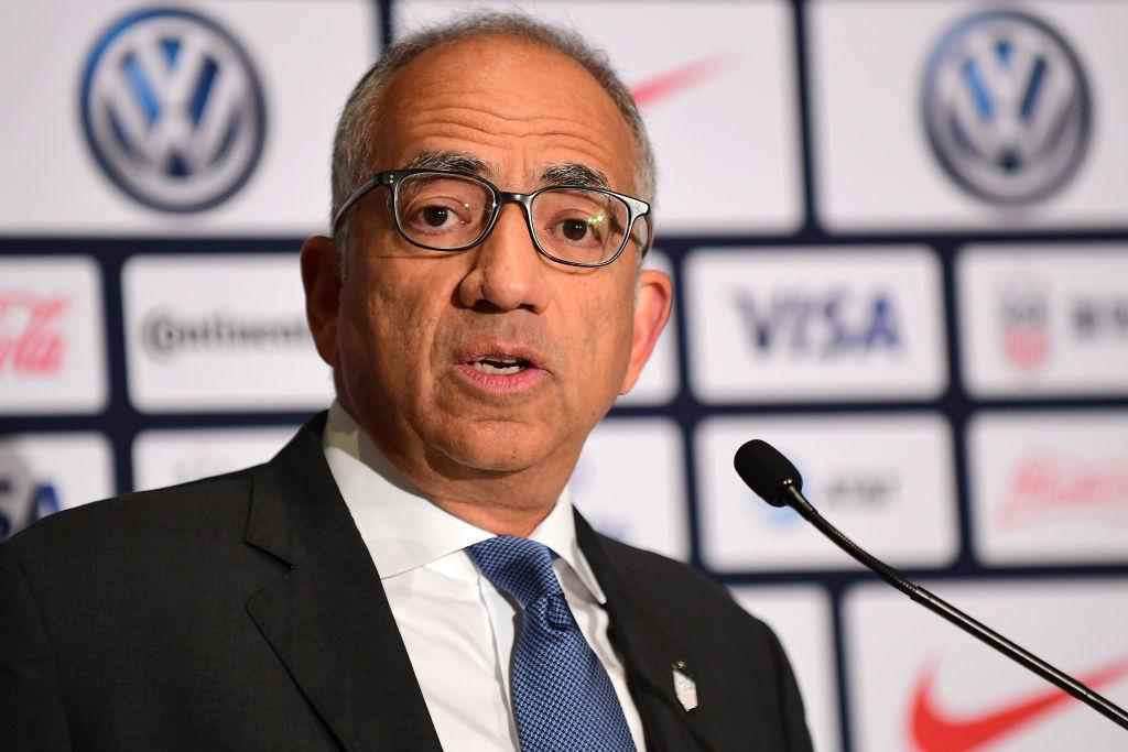 US Soccer President Quits in Midst of Gender Discrimination Lawsuit
