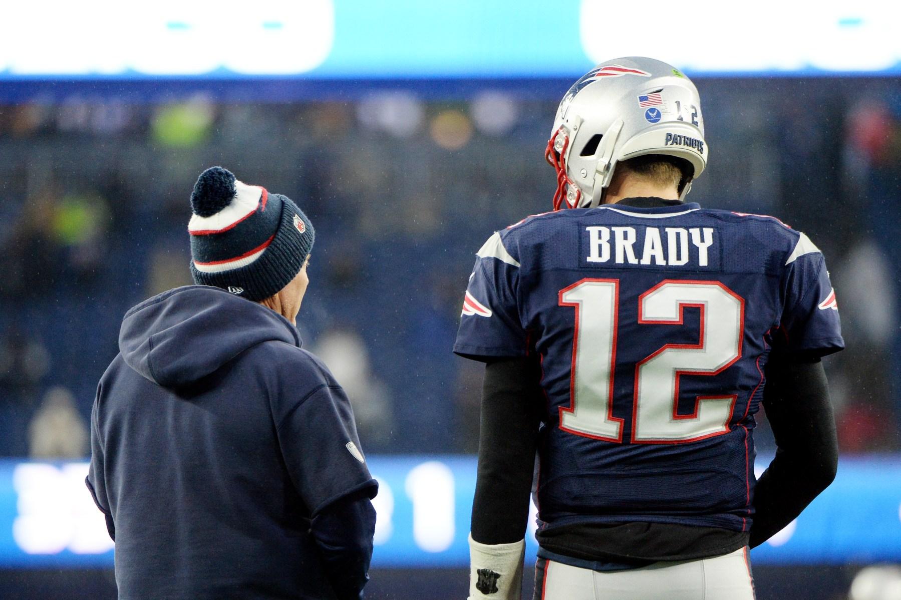 Tom Brady Is Leaving New England ...