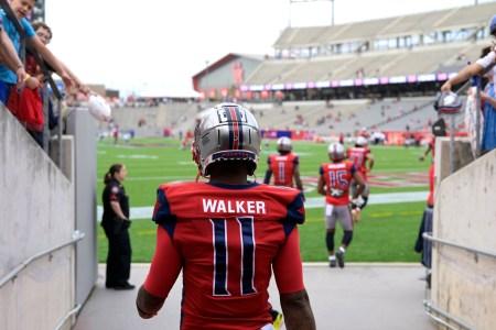 P.J. Walker XFL