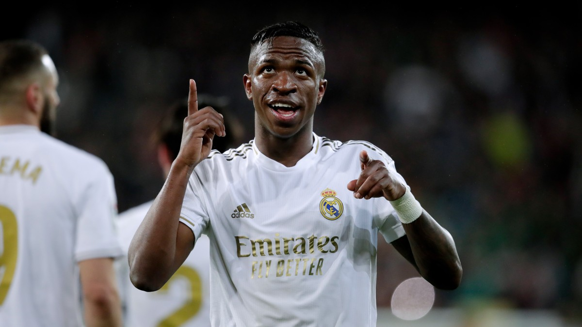 Vinicius Jr And Real Madrid Defeat Barcelona In El Clasico